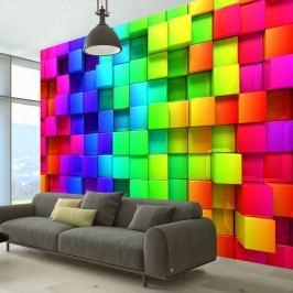Tapet format mare Artgeist Cubes, 400 x 280 cm