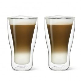 Set 2 pahare cu pereți dubli Bredemeijer Latte, 340 ml