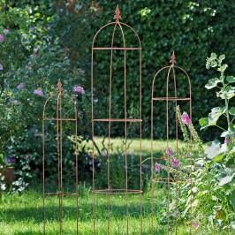 Set 3 decorațiuni de grădină Boltze Bari