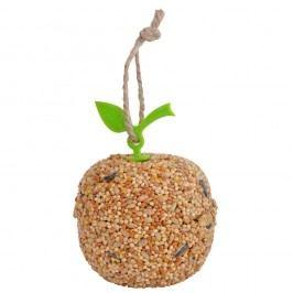 Semințe în formă de măr pentru hrănit păsări Esschert Design, înălțime 10,4 cm
