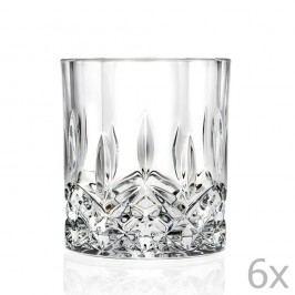 Set 6 pahare RCR Cristalleria Italiana Alda