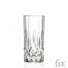 Set 6 pahare RCR Cristalleria Italiana Jemma