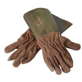 Mănuși grădinărit Esschert Design Spelter, verde