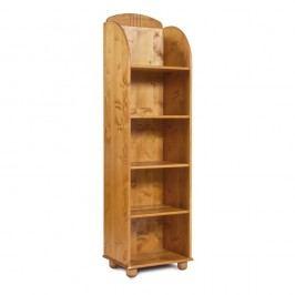 Bibliotecă din lemn de pin Faktum Tomi
