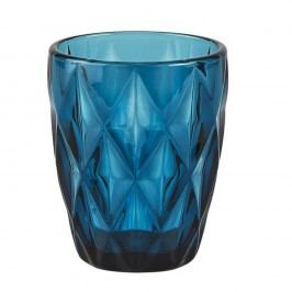 Pahar Villa Collection Blue Glass, 300 ml, albastru