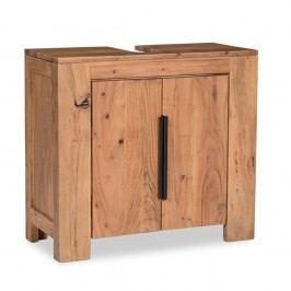 Dulap pentru chiuvetă din lemn de salcâm Woodking Wellington