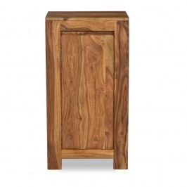 Dulap mic pentru baie din lemn de palisandru Woodking Lee