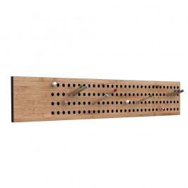 Cuier din bambus We Do Wood Scoreboard, lățime 100 cm