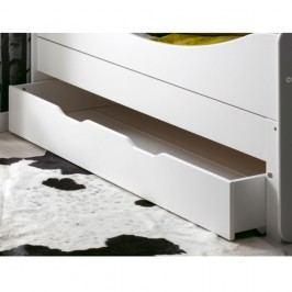 Sertar pentru pat pentru copii JUNIOR Provence Féroe, alb