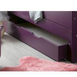 Sertar pentru pat pentru copii JUNIOR Provence Féroe, mov