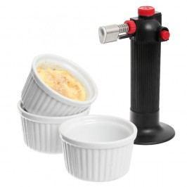 Set pentru Crème Brûlée Premier Housewares Chefs