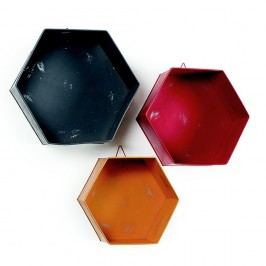 Set 3 rafturi La Forma Ogaxe