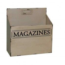 Suport pentru reviste Antic Line Vintage Porte