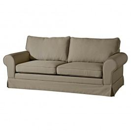 Canapea cu 3 locuri Max Winzer Hillary, bej gri