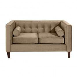 Canapea cu 2 locuri Max Winzer Jeronimo, bej deschis