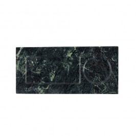 Tavă din marmură Zuiver Tray, verde