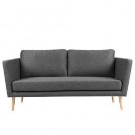 Canapea cu 3 locuri Mazzini Sofas Cactus, gri închis