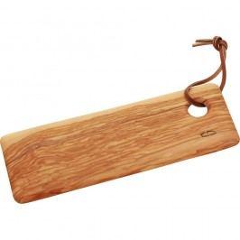 Tocător din lemn de măslin Jean Dubost, 30 x 10 cm