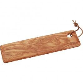 Tocător din lemn de măslin Jean Dubost, 40 x 12 cm