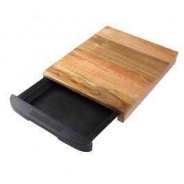 Tocător din lemn de salcâm Bergner Natural