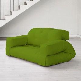 Canapea extensibilă Karup Hippo Lime