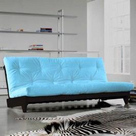Canapea extensibilă Karup Fresh Wenge/Celeste