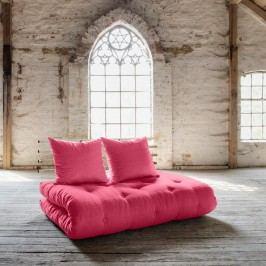 Canapea extensibilă Karup Shin Sano Natur/Magenta