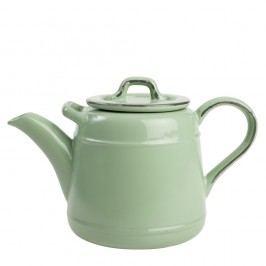 Ceainic din ceramică T&G Woodware Pride of Place, 1,5 l, verde