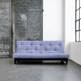 Canapea extensibilă Karup Fresh Wenge/Blue Breeze