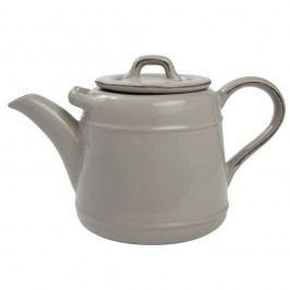 Ceainic din ceramică T&G Woodware Pride of Place, gri
