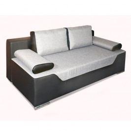 Canapea extensibilă Sinkro Cleo, alb gri