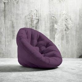 Fotoliu extensibil Karup Nido Purple