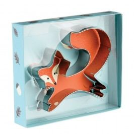 Formă pentru tăiat aluatul, Rex London Rusty The Fox Cookie