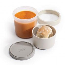 Bol pentru supă Joseph Joseph GoEat, gri