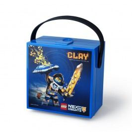 Cutie depozitare cu mâner LEGO® NEO Knights, albastru