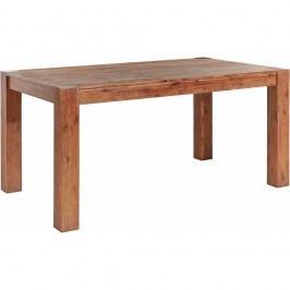 Masă din lemn masiv de salcâm Støraa Minnie, 100 x 200 cm