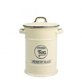 Recipient ceramic pentru ceai T&G Woodware Pride of Place, crem