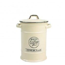 Recipient ceramic pentru cafea T&G Woodware Pride of Place, crem