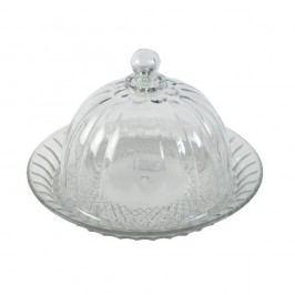 Tavă de sticlă cu capac Antico