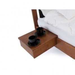 Masă din lemn de mesteacăn Kiteen Koli, maro