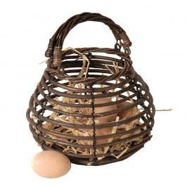 Coș răchită pentru ouă Antic Line Wickie