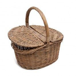 Coș picnic răchită Antic Line Picnico