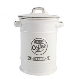 Recipient din ceramică pentru cafea T&G Woodware Pride of Place, alb