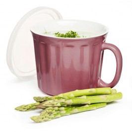 Cană pentru supă Sagaform 500 ml, roz