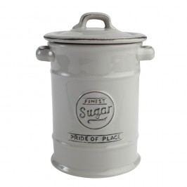 Recipient din ceramică pentru zahăr T&G Woodware Pride of Place, gri