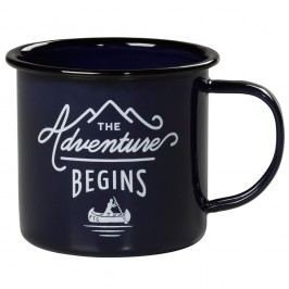 Cană Gentlemen's Hardware Enamel Mug Blue, 300 ml