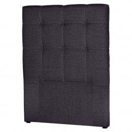 Tăblie pentru pat Stella Cadente Planet 90 x 118 cm, gri închis