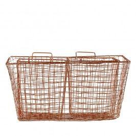 Set 3 cușulețe din fier pentru depozitare Pols Potten Basket