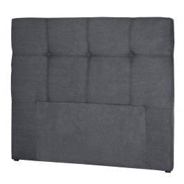 Tăblie pentru pat Stella Cadente Cosmos 180 x 118 cm, gri