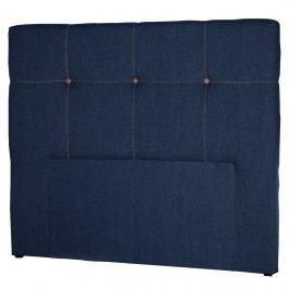 Tăblie pentru pat Stella Cadente Cosmos 180 x 118 cm, albastru închis